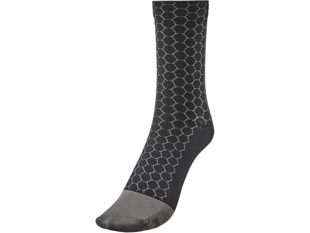 GORE WEAR C3 Heptagon Chaussettes mi-hautes, black